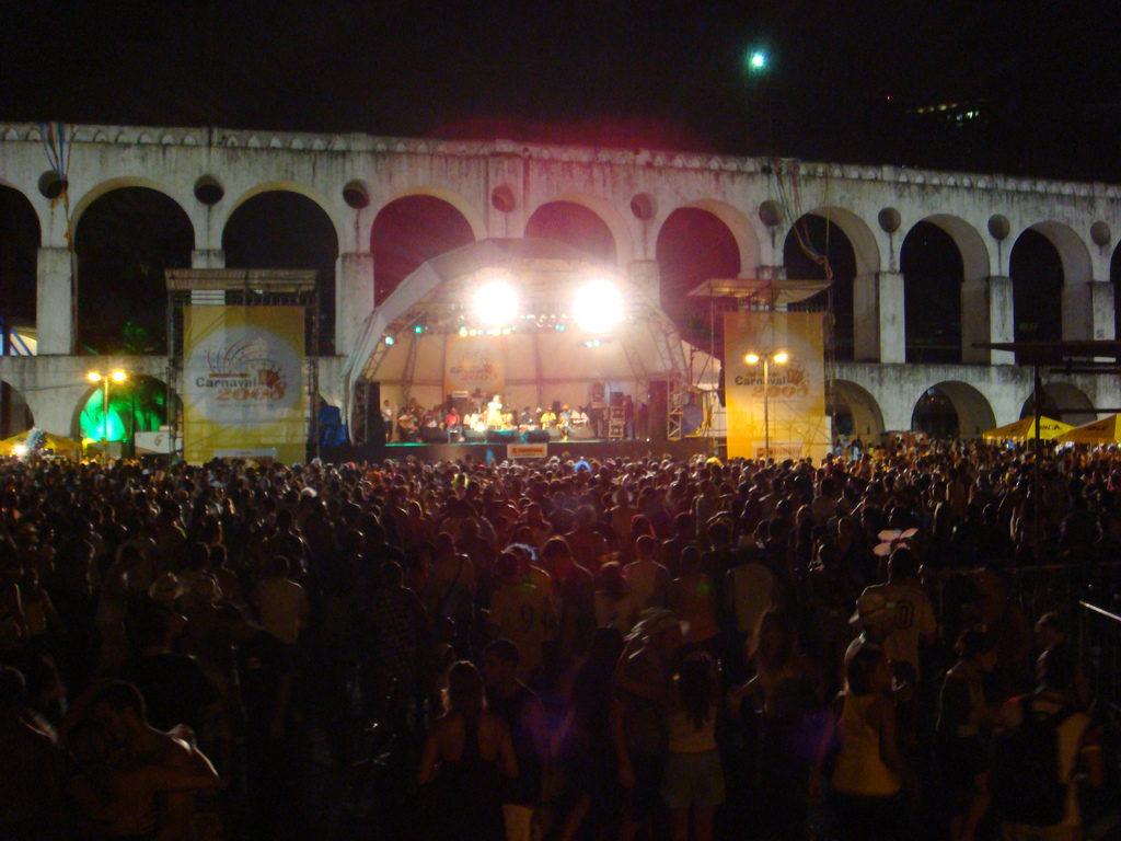 Koncert i Lapa