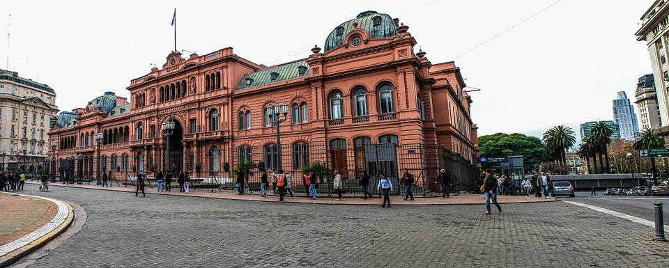 walking tour i argentina