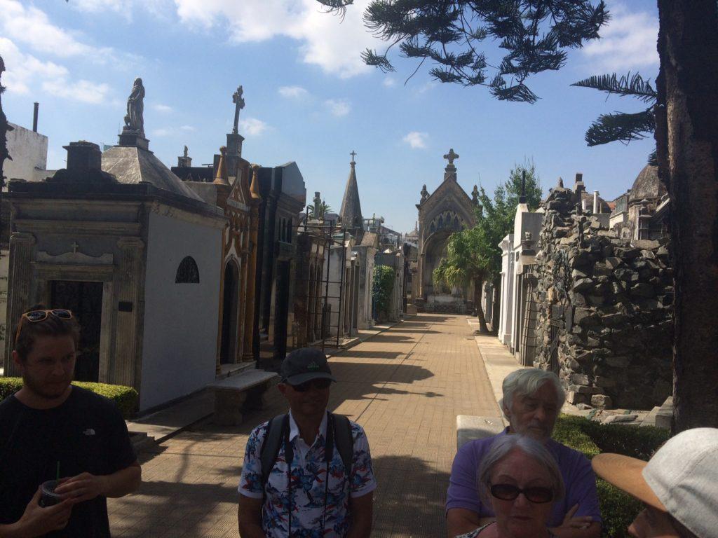 Recoleta kirkegården