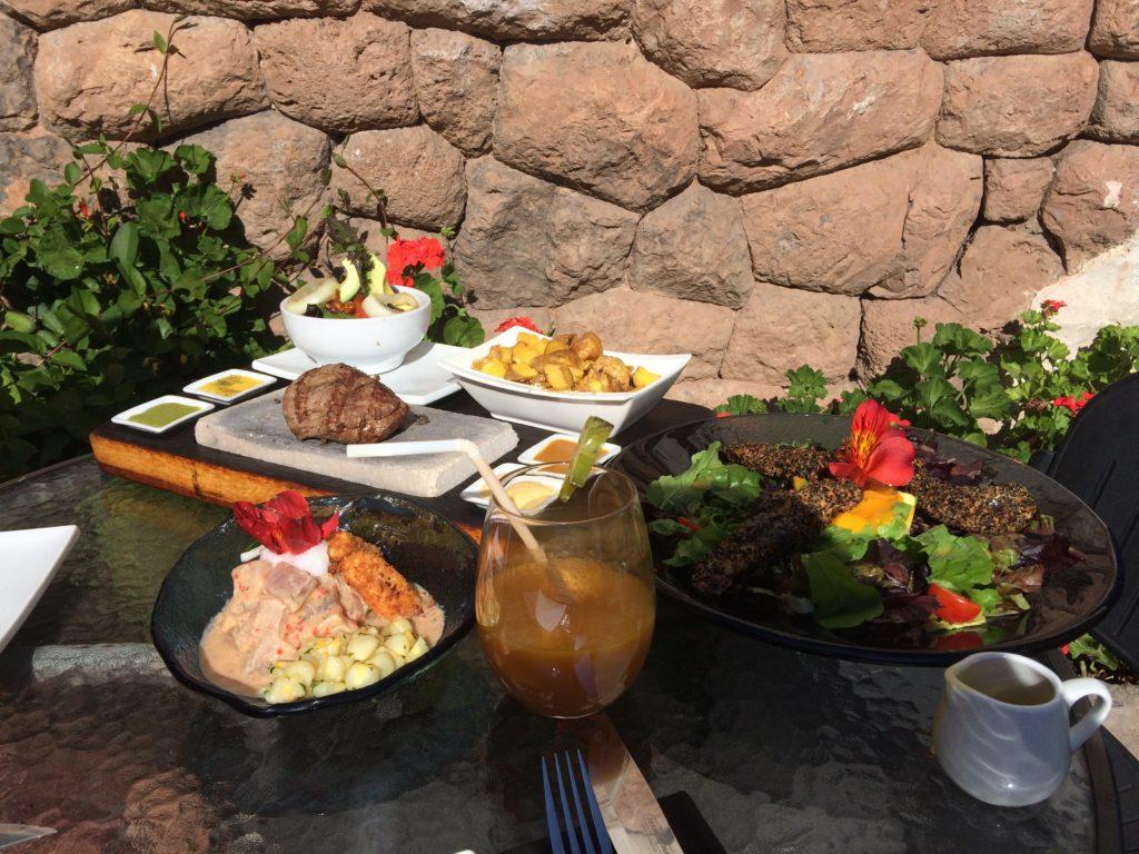 Restaurant i Cusco