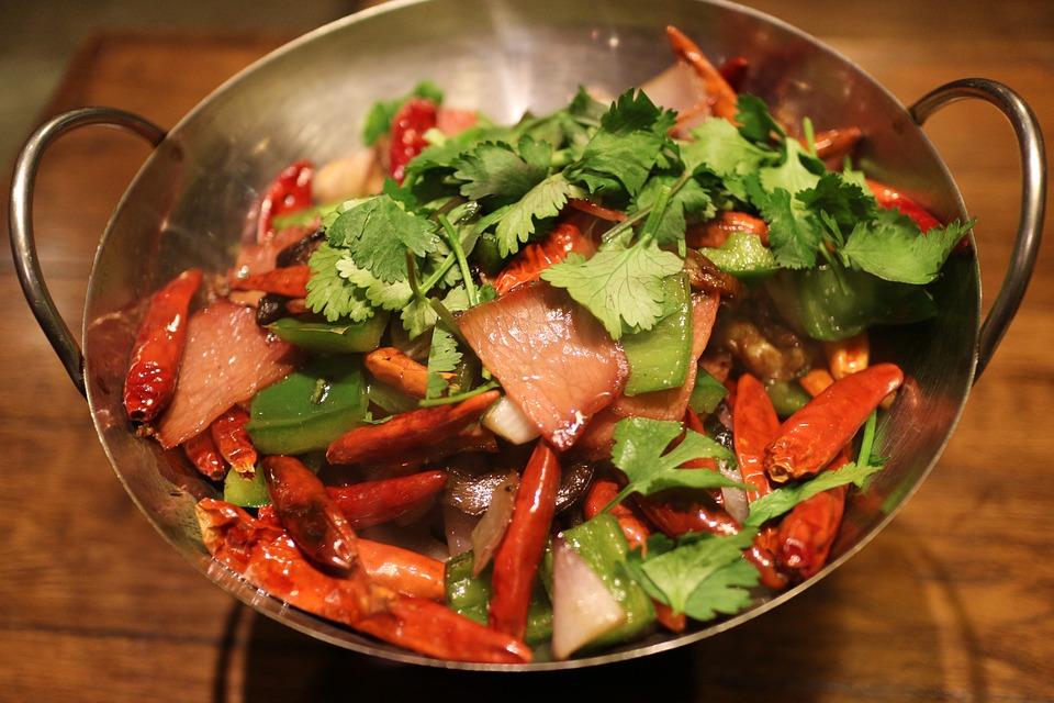 Chilensk mad