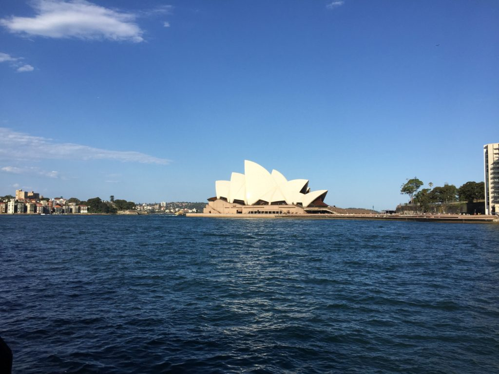Opera huset Sydney