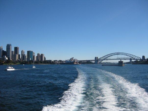 Hval safari Sydney