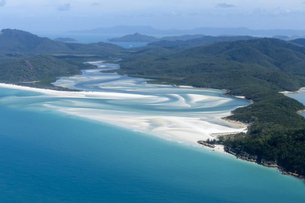 Whitsunday øerne